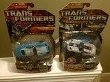 Transformers Special Ops Jazz Classics Series