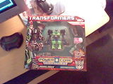 Transformers Mudslinger (Destructicons 5-Pack) Power Core Combiners image 0