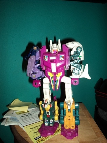 Transformers Abominus Generation 1