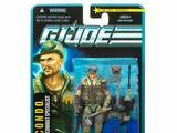 G.I. Joe Recondo - Jungle Combat Specialist Pursuit of Cobra