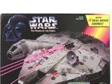 Star Wars Electronic Millennium Falcon Power of the Force (POTF2) (1995)