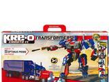 Transformers Optimus Prime KRE-O Transformers image 1